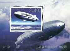 Timbre Dirigeables Corée BF412 ** année 2002 lot 17515