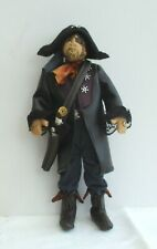 Pirate cloth doll sewing pattern.  pcbangle's Crafty Captain