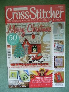 CROSSSTITCHER MAGAZINE ISSUE 259 NOVEMBER 2012 VERY GOOD USED CONDITION L