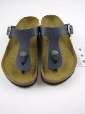 Scarpe Blu stretti Birkenstock per bambini dai 2 ai 16 anni