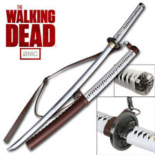 MASTER CUTLERY The Walking Dead Michonne's Sword Official Prop Replica SEALED