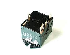 1pc Aromat 12vac Relay, SPST,  25A 250 VAC, 1 HP 125, 250 VAC, 25 Amps