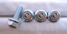 ELO License Plates Screws, ELO Band Logo Plate Screws, ELO Souvenir Screws