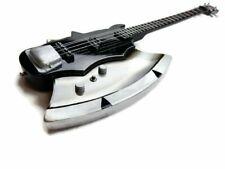 KISS Gene Simmons Signature Axe Bass Miniature Guitar Replica Axe Heaven