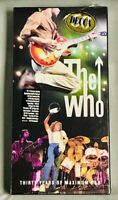 The Who Thirty Years of Maximum R&B 4 CD Set Sealed! Promo Copy/ DECCA Hype