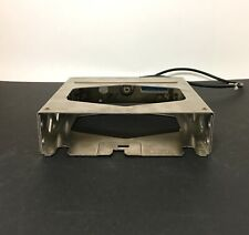 Garmin GTX 320 320A 327 Transponder Rack Tray With Backplate & Connector