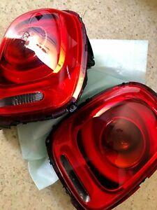 Lights Rear Headlights Mini Cooper F55 F56 F57 7297413 Originals New John Cooper