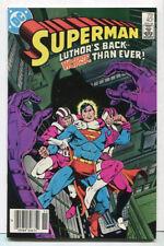 Superman #401 NM DC Comics CBX9