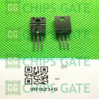 2PCS IR IRFI9Z34G TO-220 HEXFET POWER MOSFET
