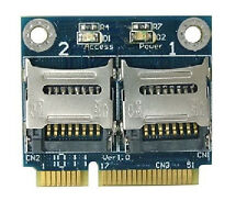 MR15 (Dual Micro SD Cards to Mini PCIe adapter) M-Factors