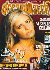 Dreamwatch No.55 SARAH MICHELLE GELLAR,RED DWARF