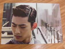 2PM - GROWN (Taecyeon) A Ver.[ORIGINAL POSTER] K-POP *NEW*