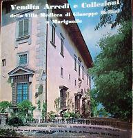 1976 VILLA DI GIUSEPPE BELLINI MARIGNOLLE FIRENZE VENDITA OGGETTI D'ANTIQUARIATO