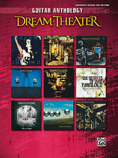 DREAM THEATER - JOHN PETRUCCI GUITAR TAB ANTHOLOGY NEW