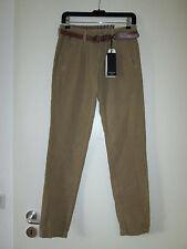 Tommy Hilfiger Modell: Sandra BAC Hose Cordhose beige W 26 L32 NEU!