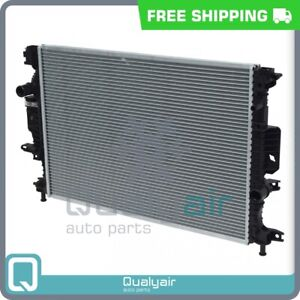 New Radiator fits Ford Fusion - 2013-2016 / Lincoln MKZ - 2013-2016