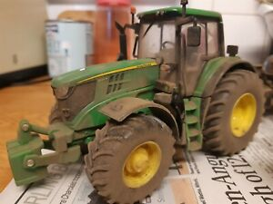 RARE BRITAINS CONVERSION WEATHERED JOHN DEERE 6195 TRACTOR