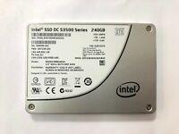 """Intel Solid-State Drive DC S3500 Series 240GB Internal 2.5"""" (SSDSC2BB240G4) SSD"""