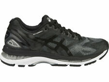 Original Asics Gel Nimbus 19 Women's Running Shoes - Black T750N-9099