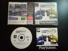 Formula one 2000 PS1 PlayStation Complet
