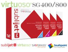 Sawgrass Sublijet HD Standard Size Ink Set for Virtuoso SG400/800 Printer