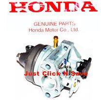 16100-Z1A-802 GENUINE HONDA GC190 Engines CARBURETOR ASSEMBLY BB 61KB NEW