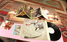 SPANDAU BALLET LP ROUND ..ORIG ITALY PROMO FOR ITALIAN FANSS NM COMPLETO GADGET