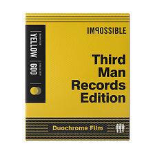 Impossible / Polaroid Third Man Records Edition - Instant Film for Polaroid 600