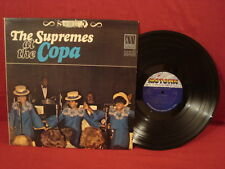 THE SUPREMES AT THE COPA MOTOWN STEREO 1ST PRESSING SR4 S 2663-1 /4-1 VG++