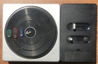 DJ HERO WIRELESS TURNTABLE CONTROLLER FOR PS2 PS3 95837.809 C E 1588