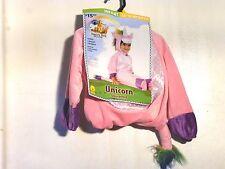 Childs Unicorn (6-12 months) Halloween Costume Decoration Dress Up