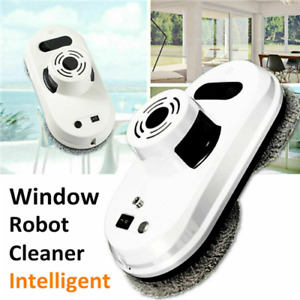Auto Glass Vacuum Cleaner Electric Window Cleaning Robot Glass Remote Control