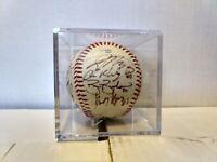 2010 South Bend Silver Hawks Signed Baseball Arizona Diamondbacks Autograph Auto