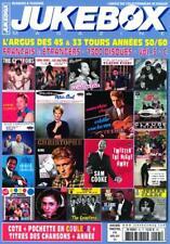 JUKEBOX magazine Hors-série N°45 - L'argus des 45 & 33 Tours des années 50/60