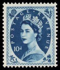 "GREAT BRITAIN 304 (SG527) - Queen Elizabeth II ""Wilding"" (pf31709)"