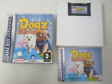 Dogs Fashion - Nintendo GameBoy Advance Game Boxed