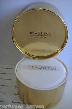Estee Lauder Beautiful Perfumed Body Powder 3oz / 85g  Fresh With Puff for Women