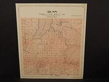 Wisconsin, Dane County Map, 1899 Dunn Township O2#07