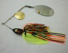 LARGE MUSKIE SPINNERBAIT  1.5 oz  MUDDY WATER SHAD