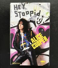 ALICE COOPER 'Hey Stoopid' 1991 Australian Cassette Single Tape Heavy Metal