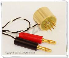 Suzier T12 Bias Current Probes Tester Tool For EL84 6BQ5 6P14 Vacuum Tube Amp