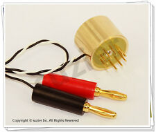 EL84 6BQ5 6P14 Bias Current Probes Tester Tool Vacuum Tube Amplifier Suzier T12