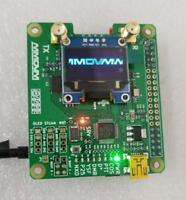MMDVM_HS_Dual_Hat Duplex MMDVM Hotspot P25 DMR YSF NXDN Pi Revision 1.2 + OLED