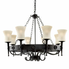 Iron Contemporary Ceiling Lights & Chandeliers