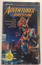 Adventures in BabySitting by Elizabeth Faucher 1987 Paperback