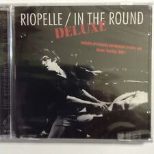 Jerry Riopelle: In The Round Deluxe Edition -- CD + DVD. Fresh New Copies !!!