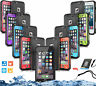 WATERPROOF SHOCKPROOF CASE For iPhone 6 6S Plus [FITS LIFEPROOF & OTTERBOX CLIP]