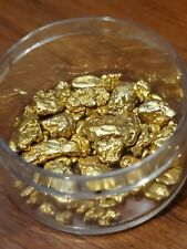 ➡➡ USA GOLD ALASKA PLACER 20-22K PURE GOLD RUSH 1GR nugget for sale from HORDE!!