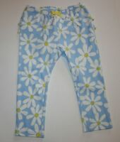 New Gymboree Girls Outlet Daisy Floral Ruffle Back Leggings NWT  3 - 6 months