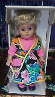 """Lissi Dolls Made in West Germany Anita Doll 1991 17"""" Tall"""